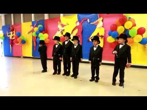Canyon Heights Academy Circus 2014 Sneak Preview  Cam #2
