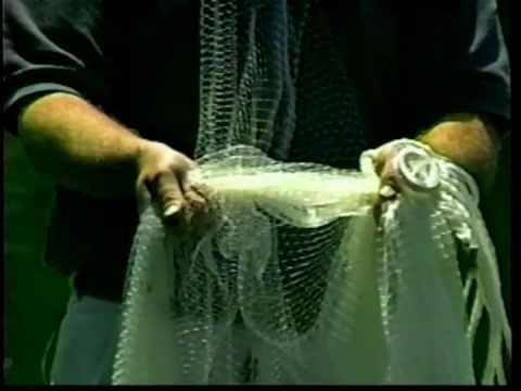Cast Nets Throwing Tutorial