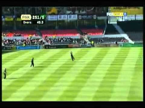 Shahid Afridi 65 off 25 balls vs New Zealand 2010/11