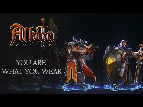 Albion Online | You Are What You Wear