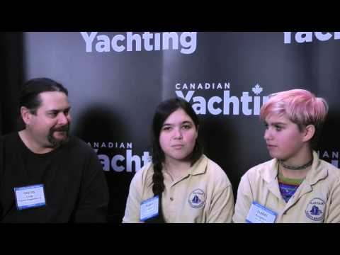 Toronto Brigantine Sailing School with Andy Adams of Canadian Yachting