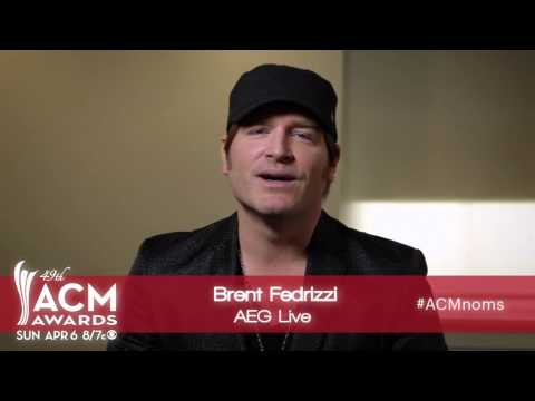 2014 ACM Awards Don Romeo Talent Buyer and Promoter of the Year Nominees Presented Jerrod Niemann