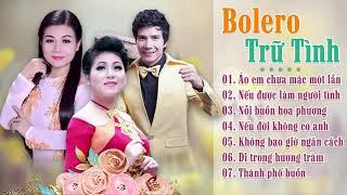 Dương Hồng Loan, Anh Thơ, Hồ Quang 8 - Lk Bolero Trữ Tình Hay Nhất 2019