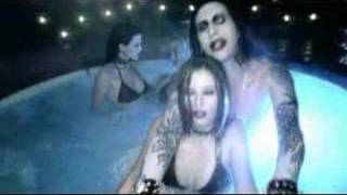 Watch Marilyn Manson Tainted Love video