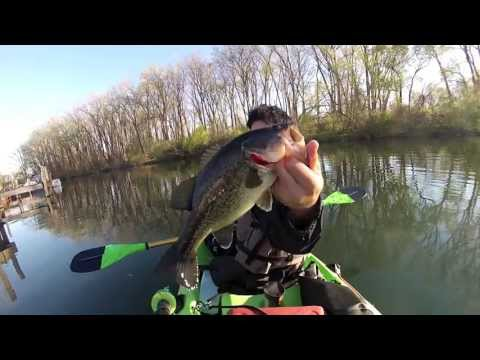 Central NY Bass Fishing