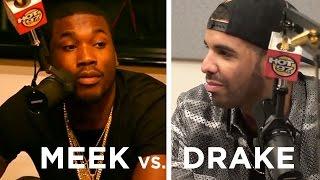 Meek Vs. Drake: Who's Winning?