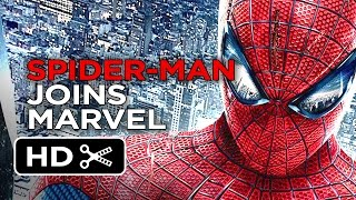 Spider-Man Joining Marvel Cinematic Universe - Movie News (2015) HD