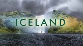 Iceland - The Land of Fire and Ice - In 4K