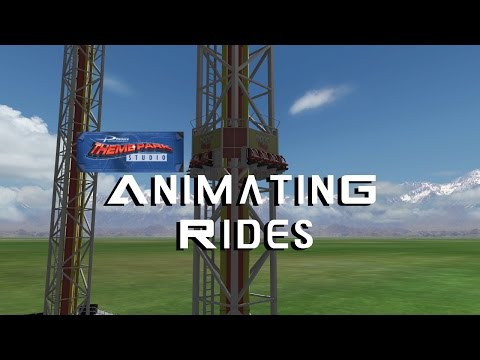 Theme Park Studio Animation Tutorial - Animating Rides