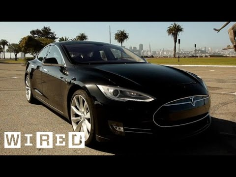 New Tesla Model S - Mike Ruocco Wired