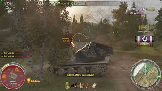 World Of Tanks - German tanks compilation with 5 teir 10s plus 1