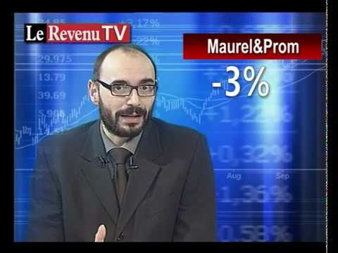 Point Bourse du 05 Fevrier - Le RevenuTV - CAC 40 Dow jones News Finance