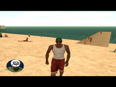 GTA San Andreas Loquendo - Cap.1: Cj vuelve a ser pobre | Infected