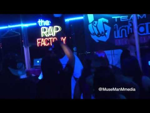 The Rap Factory in Chicago (Talent Showcase)