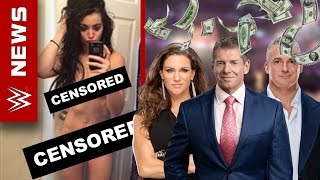 Paige Nudes Videos/Photos LEAKED!! McMahon's Earnings REVEALED!! - WWE News Ep. 103