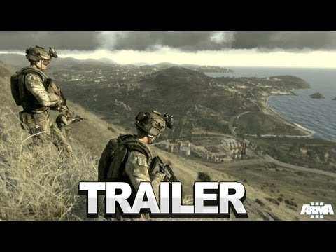 Arma 3 Sneak Preview - E3 2012