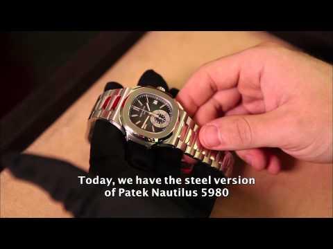 AWG Review Patek Nautilus 5980/1A Steel