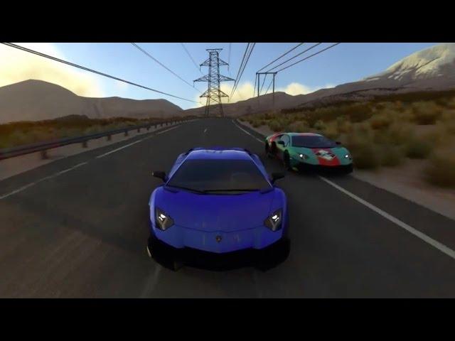 Driveclub - Lamborghini Aventador Preview