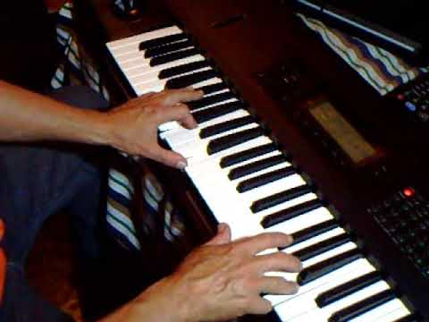 Tema del Guardaespalda  (piano 2do video)
