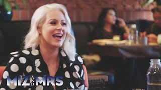 Maryse gives her mother a pricey gift to soften some bad news: Miz & Mrs., Aug. 14, 2018
