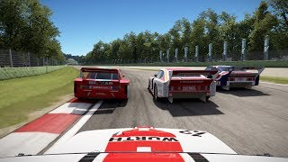 Project CARS 2 Test Race 65 Imola BMW 320 Turbo Onboard