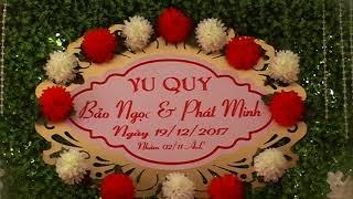 BAO NGOC PHAT MINH WEDDING 1
