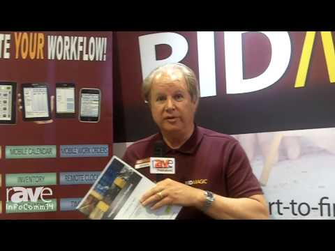 InfoComm 2014: BidMagic Explains the Features of its Software