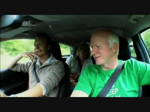 Fifth Gear - Fuel Economy Test