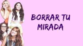 Elenco de Soy Luna - Borrar Tu Mirada (Letra/Lyrics) - Soy Luna 3
