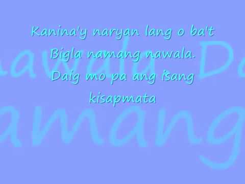 Rivermaya - Kisapmata