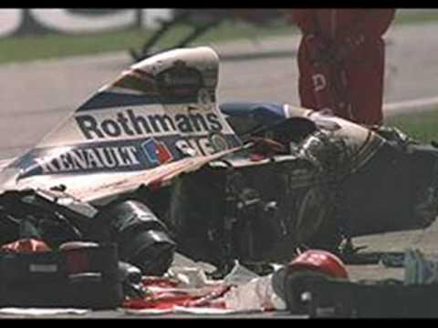 Ayrton Senna Body After Crash Ayrton Senna Crash en Fotos