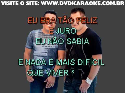 Bruno & Marrone   Se Não Tivesse Ido