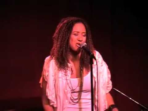 Let Love Begin - Sung by Tracie Thoms on June 15th, 2009 @ Birdland