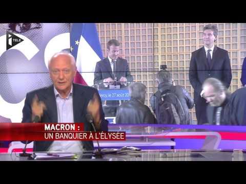 Emmanuel Macron : Un Banquier à L'elysée (3 7) video