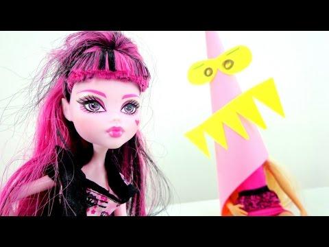 Поделки для кукол монстер хай своими руками 57