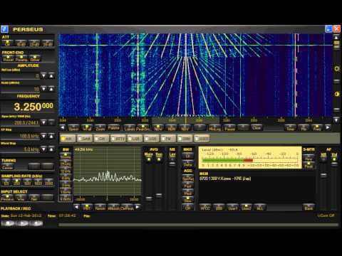 HAARP on 3250khz