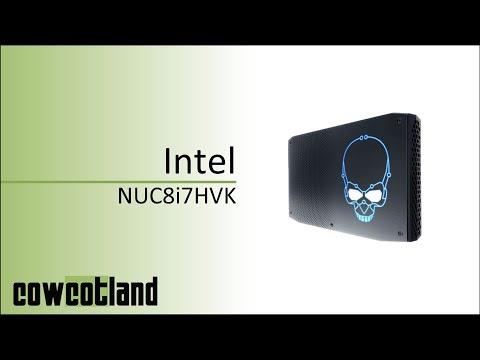 [Cowcot TV] Présentation Intel NUC8i7HVK