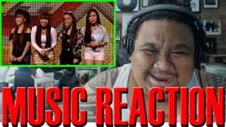 [MUSIC REACTION] 4th Power Audition X-Factor UK