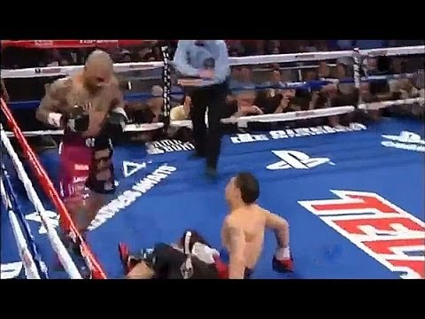 Miguel Cotto vs Sergio Martinez