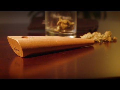 Marijuana Product Review: Tune Pear Marijuana Pipe from NimbinVap