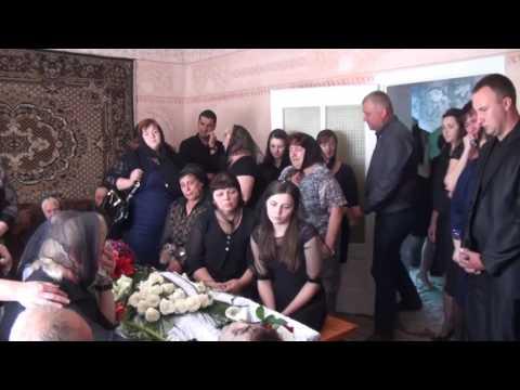 Похорон Івана Алмаші