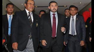 TMJ Presiden FAM baharu