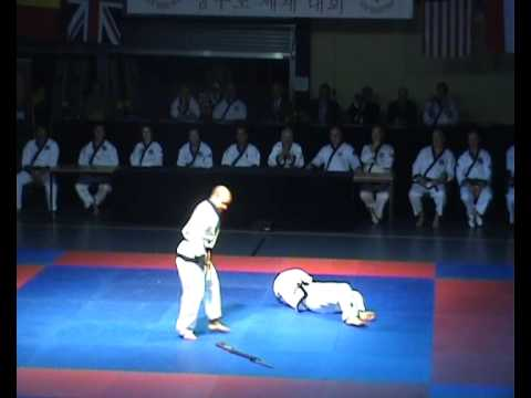 Tang Soo Do Demonstration - World Championships 2009 in Rotterdam