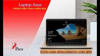 Laptop Asus X505ZA-EJ563T Ryzen 5-2500U Gold- Pico.vn