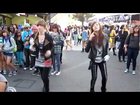 EXO-K - Mama (dance) @ KCON 2012