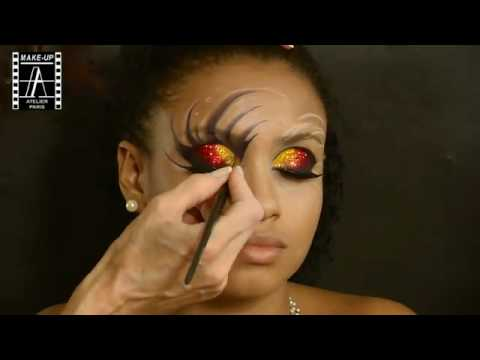 maquillaje rockero sencillo