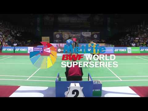 YONEX-SUNRISE India Open 2014: Final's Match 5