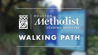 Houston Methodist Walking Path