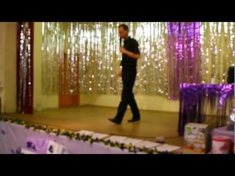 Spread It Around Line Dance - Walk Through.avi