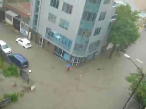 Varna Flood 19.06.14